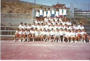 CAMPUS 1989 TOTS  PLEGATS