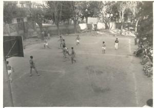 GAUDI 1ER CAMP 1949 PARTIT EN JOC