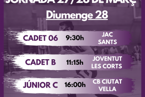 Primers partits de la temporada