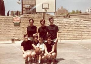 Primers equips Femenins U.E. GAUDÍ